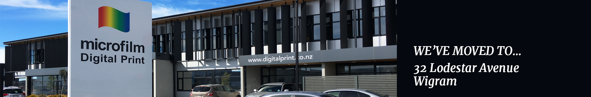 Microfilm Digital Print Building